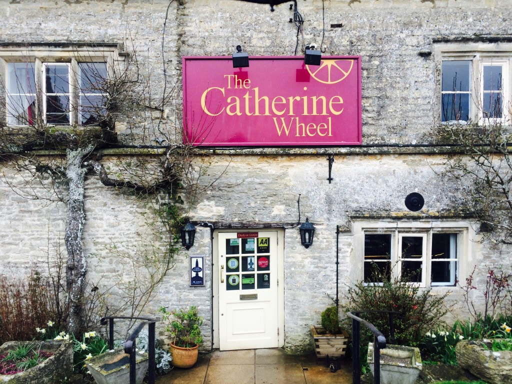 Catherine Wheel- Bibury