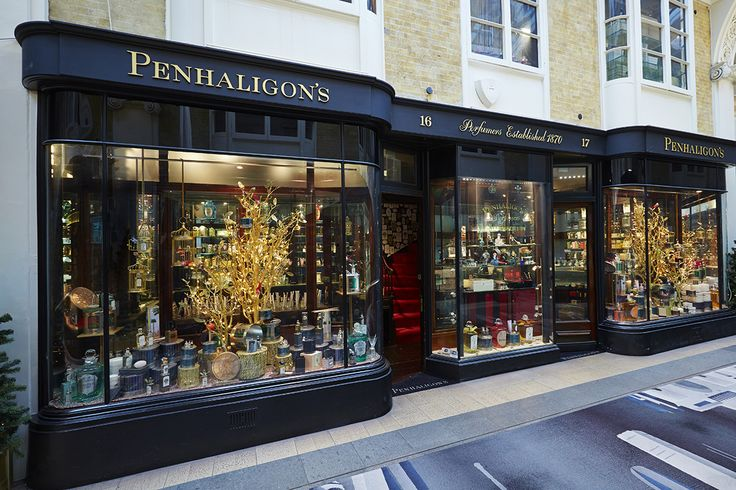 penhaligons window